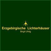 Erzgebirgische Lichterhäuser Birgit Uhlig
