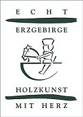 Original Echt Erzgebirge Holzkunst
