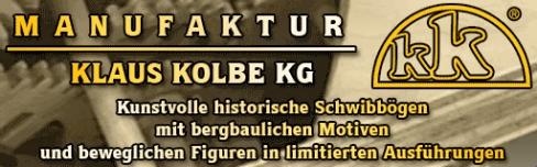 Klaus Kolbe Schwibbögen