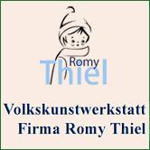 Volkskunstwerkstatt Romy Thiel